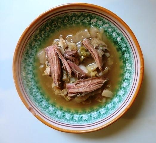 castradina soup