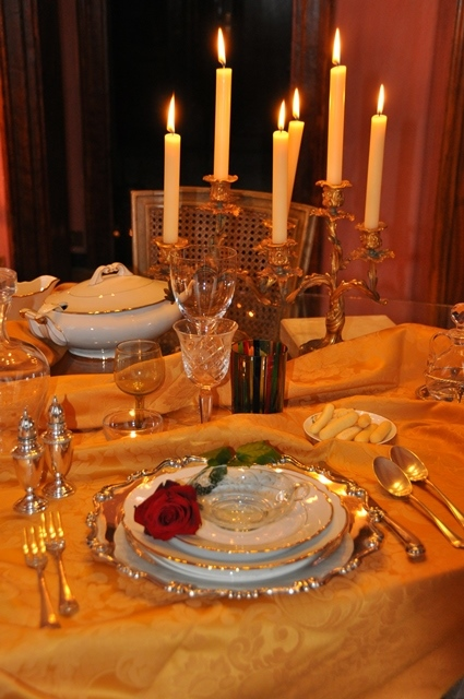 Venice Home Dinner In A Venetian Historic Palace