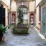 Ground floor private courtyard