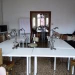 Workshop setup