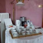 Coffee and tea break