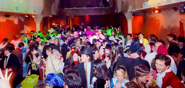 Carnival Party in Venice 2013