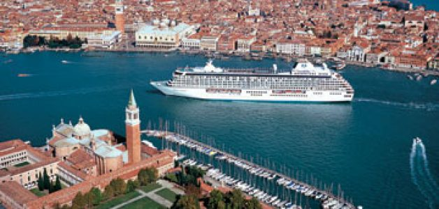 Venice Plans to Reroute Cruise Ships