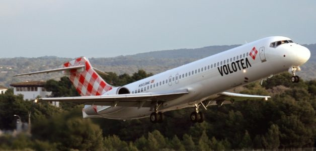 New Spanish Airline Volotea to Launch Flights to and from Venice this April