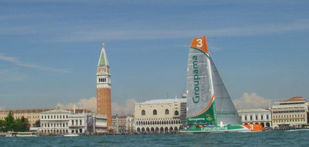Americas Cup in Venice