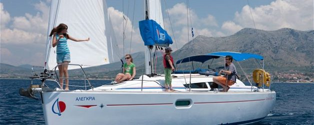 Taking A Sailing Holiday In Venice