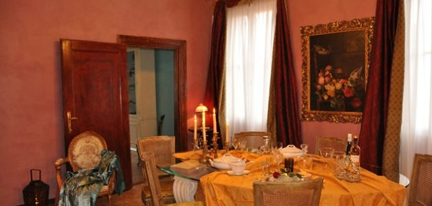 Venice Home Dinners in a 15th Century Private Palace