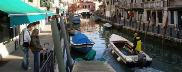 Venice Will Start Taxing Tourists to Save the City
