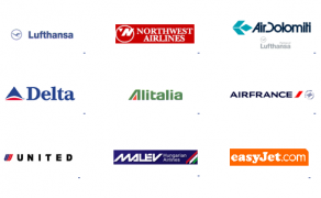Airlines to Venice