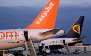 European Low Cost Airlines