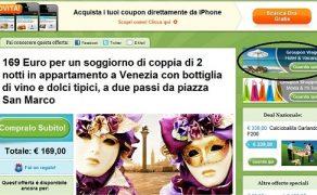 Groupon – Venezia