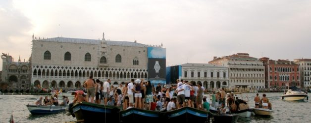 Venice in July: Redentore Boat Festival and Parties