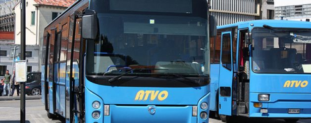 Venice Marco Polo Airport to Treviso with ATVO Shuttle Bus