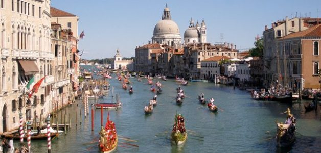 Regata Storica of Venice