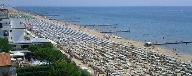 Jesolo: The Beach Haven Just an Hour from Venice