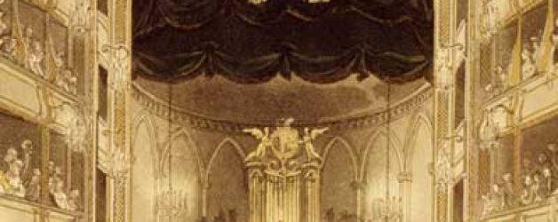 Acis and Galatea Opera at Malibran Theatre in Venice